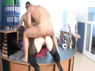 german aged double sex