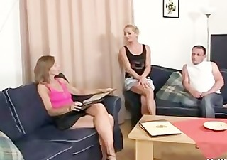 she rides her son in law jock