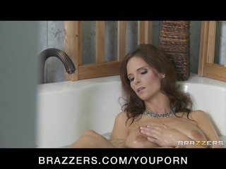 horny large tit milf mommy is longing her sons