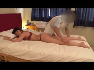 non-professional blonde wife massage (pts-8811)