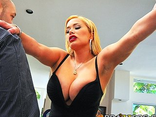 breasty cheating wife shyla stylez is drilled