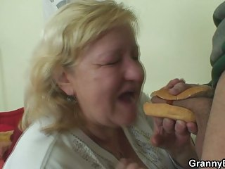 worthwhile hot-dog for obese granny