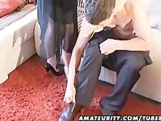 breasty non-professional mother i sucks and