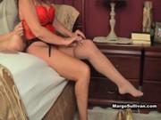 margo sullivan - mama wakes son up for morning sex