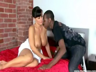 biggest boobs mother i interracial - lisa ann