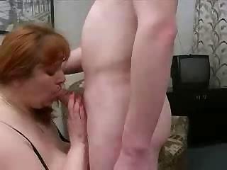 chubby bbw russian mature mamma son