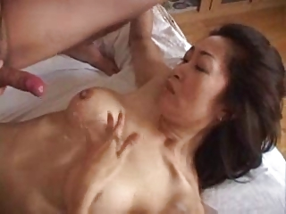 older japanese cougar 4 uncensored