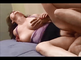 non-professional mother i receives pussy and ass