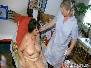 breasty mature slut receives concupiscent part2