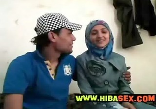 hijab sex arabe