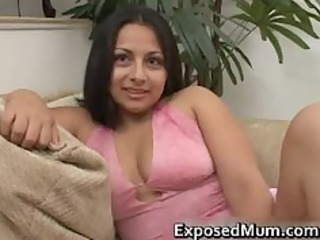 Latina mom tit fucks and pounded hard part5