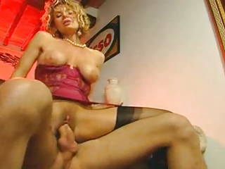 vintage italian mother i makes cum her lad
