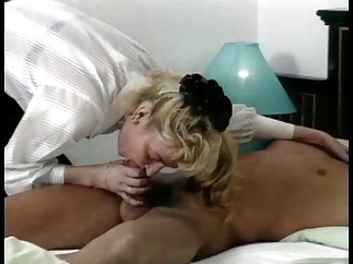 Granny award n15 hairy blonde mature with a young