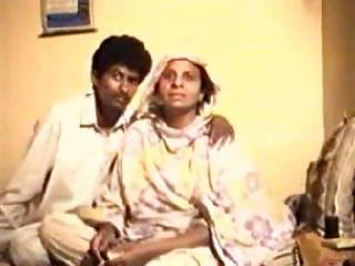 pakistani punjabi receives his breasty mother in
