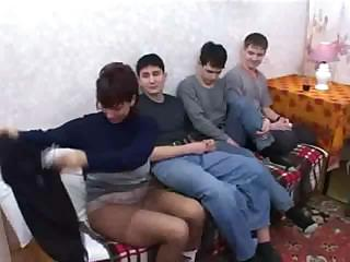 russian mom fuck son & his allies