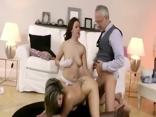 aged sweethearts spunk flow fucking and sucking