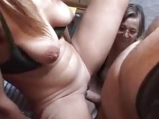 PERVERT GERMAN MOM &; HER DAUGTHER FUCKED &;