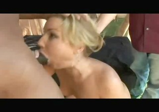 nasty wife bonks pool boy in front of hubby 3