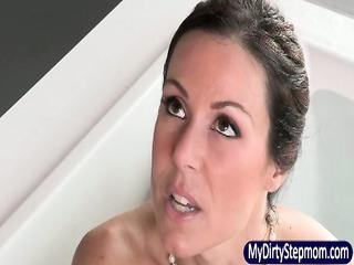 stepmom kendra longing engulf off her stepson