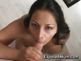 latina mama tit fucks and pounded hard part5