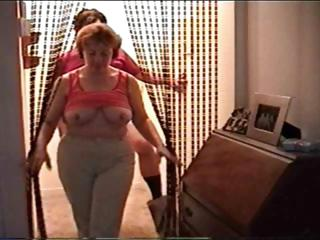 bulky wife dianna in different scenes engulfing