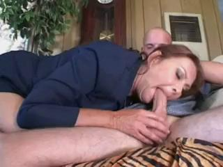 Milf fucks sons best friend